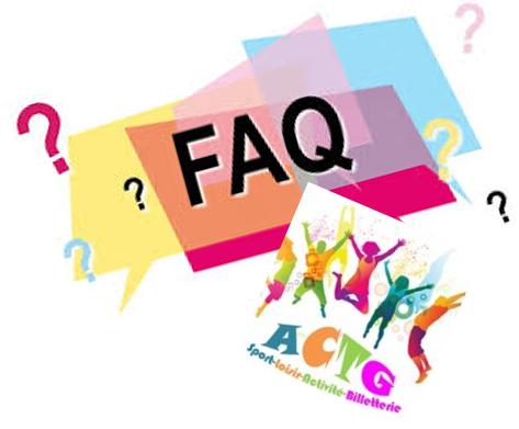 FAQ ACTG – plan de reprise d'activité