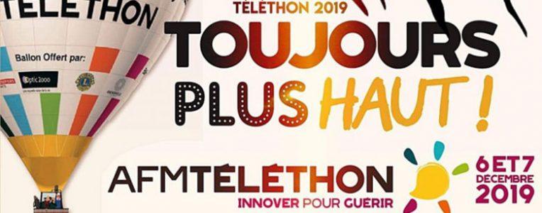 Calendrier de l'Avent Téléthon 2019